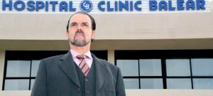 ANTONI ALZAMORA / PROPIETARIO Y SOCIO ÚNICO DE CLÍNIC BALEAR