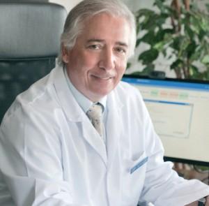 Dr. José María Vázquez Roel, director general de la Clínica Capistrano