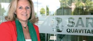 Lourdes Amer Forteza, directora territorial de Baleares de SARquavitae