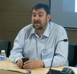 Julio Gómez Cañedo / Médico especialista en cuidados paliativos
