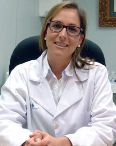 Bárbara Vives, neuróloga en Juaneda Manacor -Laserclinic