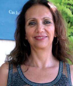 La doctora Cecilia Angélica Castillo