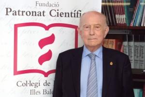 ALFONSO BALLESTEROS / MÉDICO INTERNISTA, DIRECTOR DEL PATRONATO CIENTÍFICO DEL COMIB