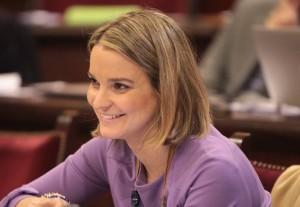 Margalida Prohens, portavoz adjunta del GPP