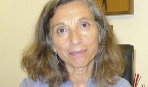 Rosa Hernández, actual presidenta del COIBA