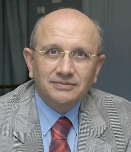 Máximo González Jurado,  presidente del del Consejo General de Colegios Oficiales de Enfermería de España