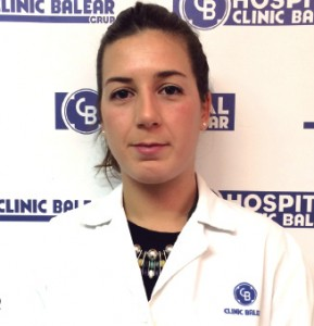 Miquela Munar, nutricionista de la Unidad de Nutrición de GRUP CLINIC BALEAR