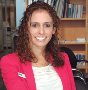 SUSANA MARTÍN ALABARCES, RESPONSABLE DEL PROGRAMA DE DONACIÓN DE ÓVULOS DE IBILAB