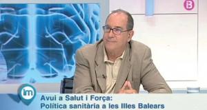 El doctor Juli Fuster, director general del IbSalut
