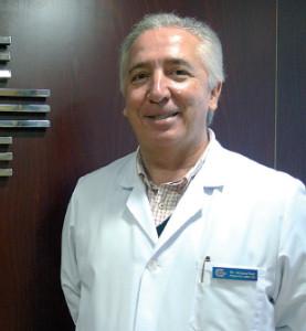 JOSÉ MARÍA VÁZQUEZ ROEL, PSIQUIATRA Y DIRECTOR GENERAL DE CLÍNICA CAPISTRANO