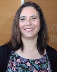 La doctora Manuela García Romero, vicepresidenta del COMIB.