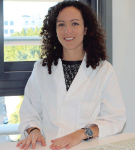 DOCTORA MARIA CABRER ESPECIALISTA EN ENDOCRINOLOGÍA EN HOSPITAL