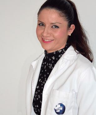 Maria Muñoz, logopeda Hospital de Llevant