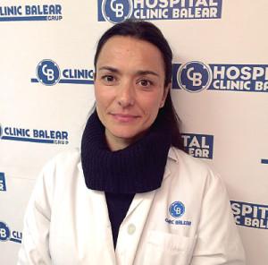 La Dra. Raquel Peláez