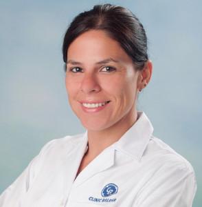 Maria Castro Buadas, especialista responsable de la Unidad de Neurologopedia de Clinic Balear.