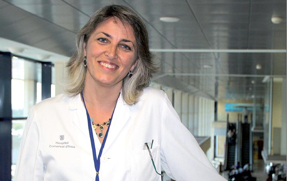SOLEDAD GALLARDO / DIRECTORA GERENTE DEL HOSPITAL COMARCAL DE INCA