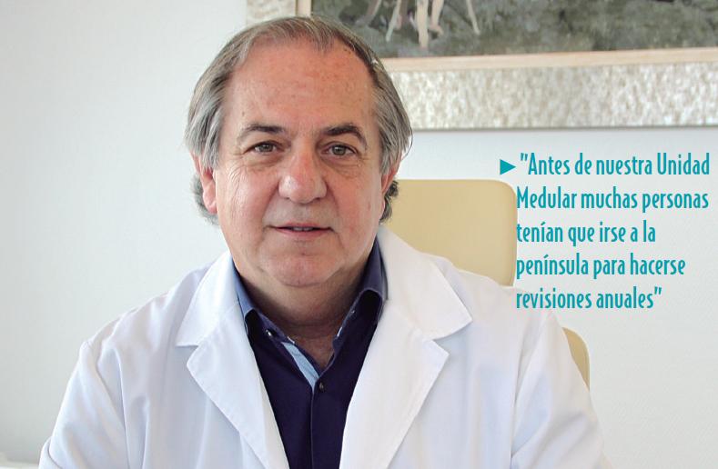 JOAN CARULLA / DIRECTOR GERENTE DEL HOSPITAL SANT JOAN DE DÉU DE PALMA DE MALLORCA