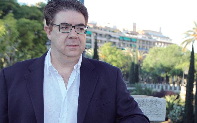 DOCTOR ANTONI BENNASAR ARBÓS, PRESIDENTE DEL ILUSTRE COLEGIO OFICIAL DE MÉDICOS DE LAS ISLAS BALEARES (COMIB)