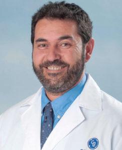 El Dr. José Manuel Arteaga, responsable del departamento de neurocirugía del Clinic Balear