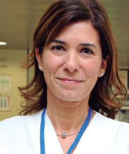 Laura García, Responsable del Laboratorio de Hospital Juaneda Miramar.