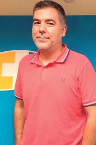 Carlos Javier Villafáfila, subdirector de Curas Asistenciales y Atención al Usuari del IB-Salut
