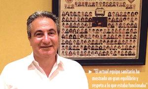 JAIME ORFILA / JEFE CLÍNICO DE MEDICINA INTERNA DE SON ESPASES