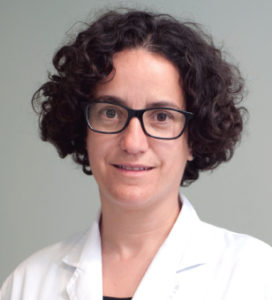 Rosa Serra Neumóloga y Coordinadora de la Unidad del Sueño de Clínica Juaneda Palma.