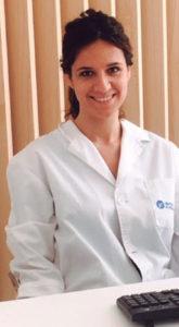 La coordinadora y psicóloga de Instituto de Fertilidad, María Antonia González.