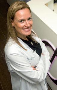 La doctora Maria Bufí es la directora general y propietaria de la clínica innovadora