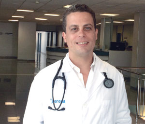 El doctor Ramon Guitart, internista de Clinica Juaneda.
