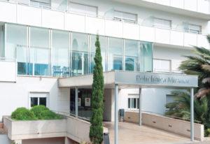 Unidad de Psiquiatría de Hospital Juaneda Miramar.