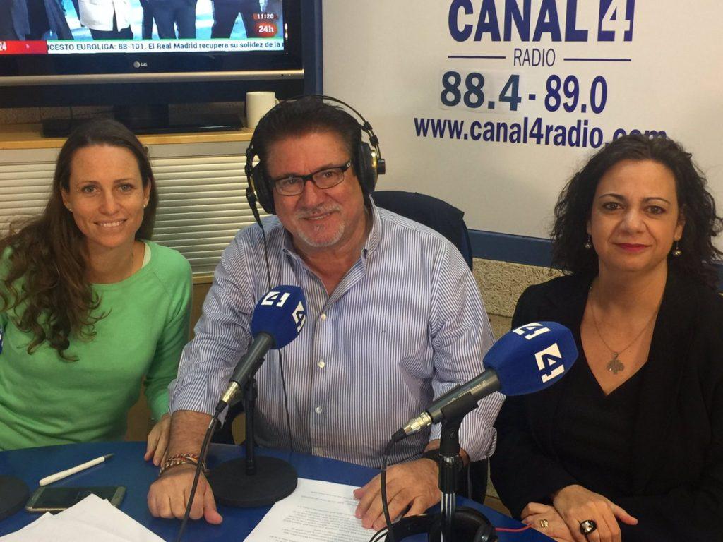 Psicooncología gracias a @aeccbalears con Mónica Aige y Yanina Paglioni. Apoyo emocional ante la enfermedad a través de profesionales.
