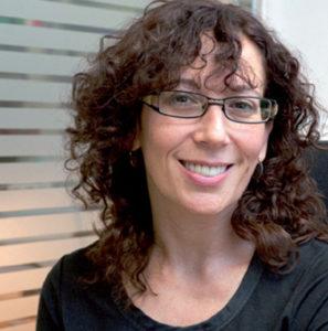 Perla Kaliman. Foto de HOSPITALCLINIC.ORG