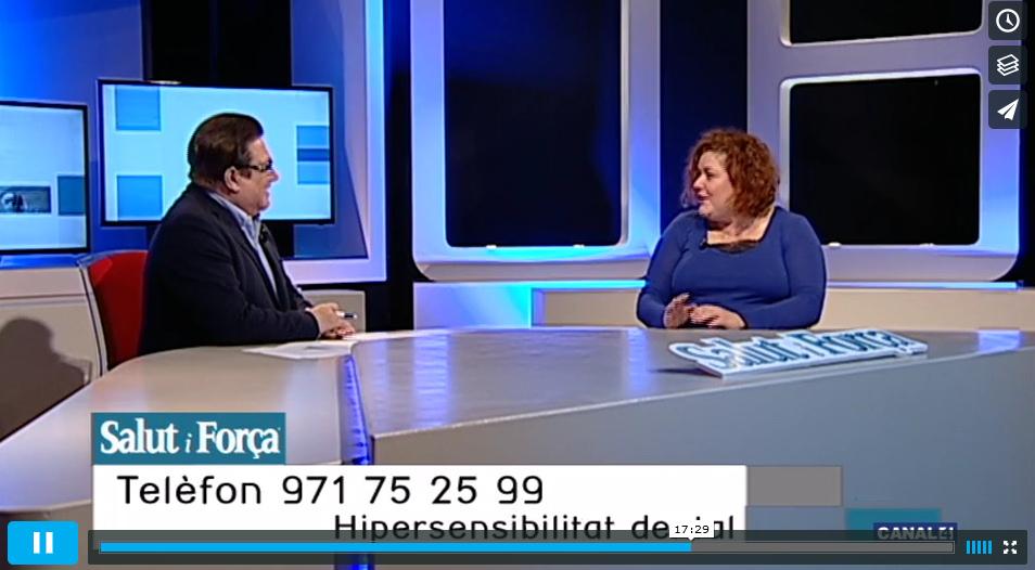 Entrevista al Dr. Emilio Martínez-Almoyna Rifá, amb motiu