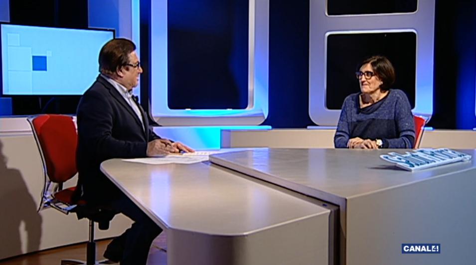 Tertúlia de política sanitària amb Jaume Orfila, Vicenç